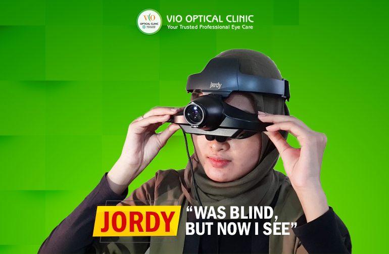 JORDY – Solusi terbaru untuk para penyandang Low Vision