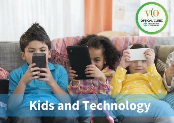 Pengaruh Kemajuan Teknologi terhadap Kesehatan Mata
