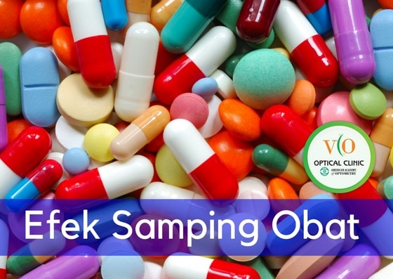 Efek Samping Obat-Obatan yang Berpengaruh pada Mata