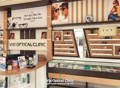 VIO Optical Clinic – Grand Galaxy City, Bekasi