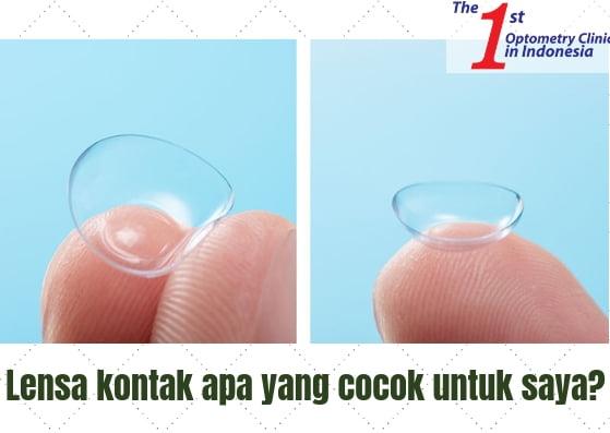 Softlens vs. Hardlens (RGP lens)