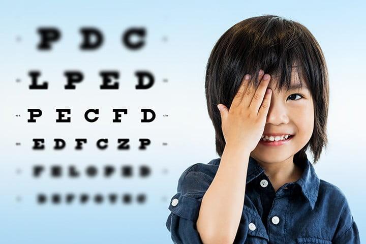 6 Cara Menjaga Kesehatan Mata Anak