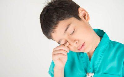 Inilah 5 Penyakit Mata yang Sering Menyerang Si Kecil Selain Mata Merah