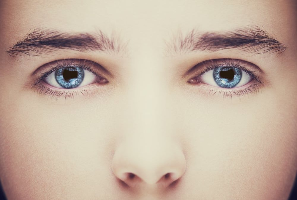 Warna Bola Mata Bisa Meramalkan Kondisi Kesehatan Anda