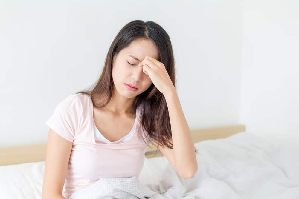 Penyebab Sakit Kepala yang Terasa Sampai Ke Mata