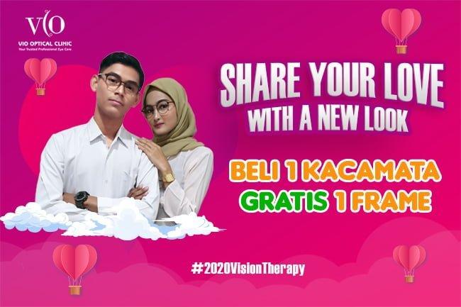 Promo Spesial Bulan Kasih Sayang