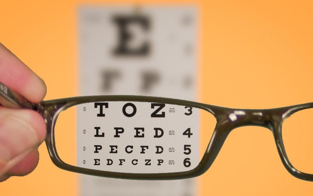 Mengenal Apa Itu Low Vision dan Penanganannya