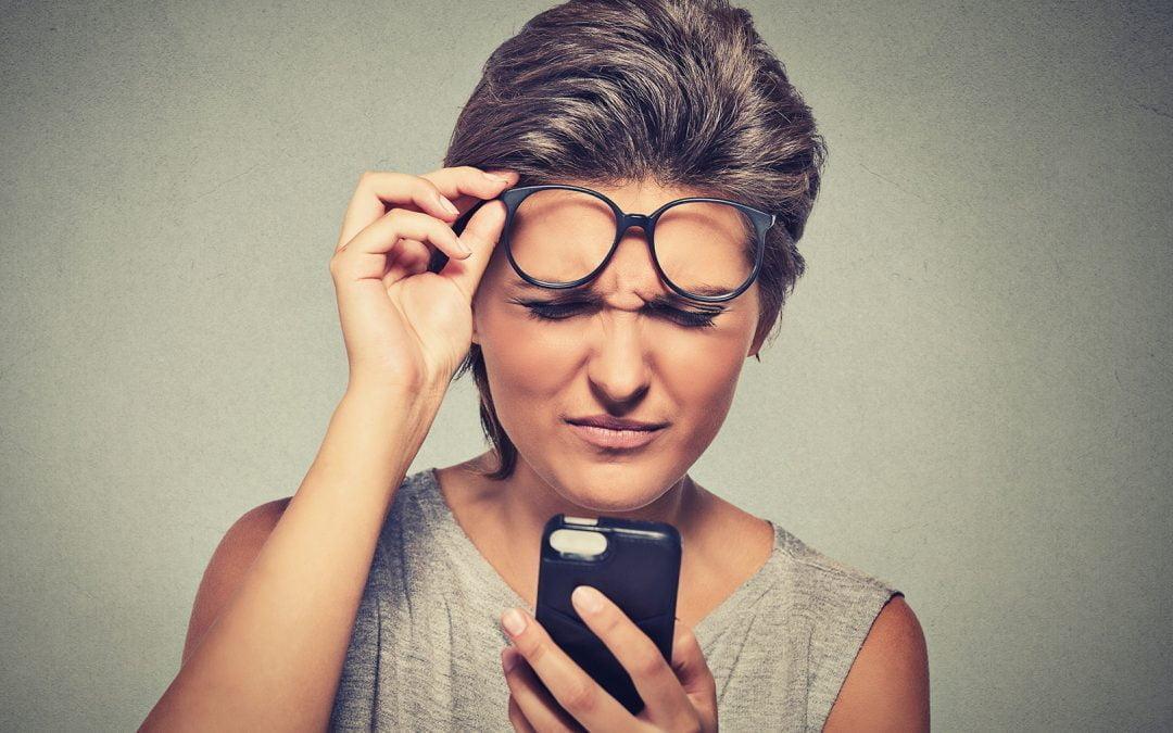 Kenali Gejala Low Vision yang Dapat Mengganggu Penglihatan