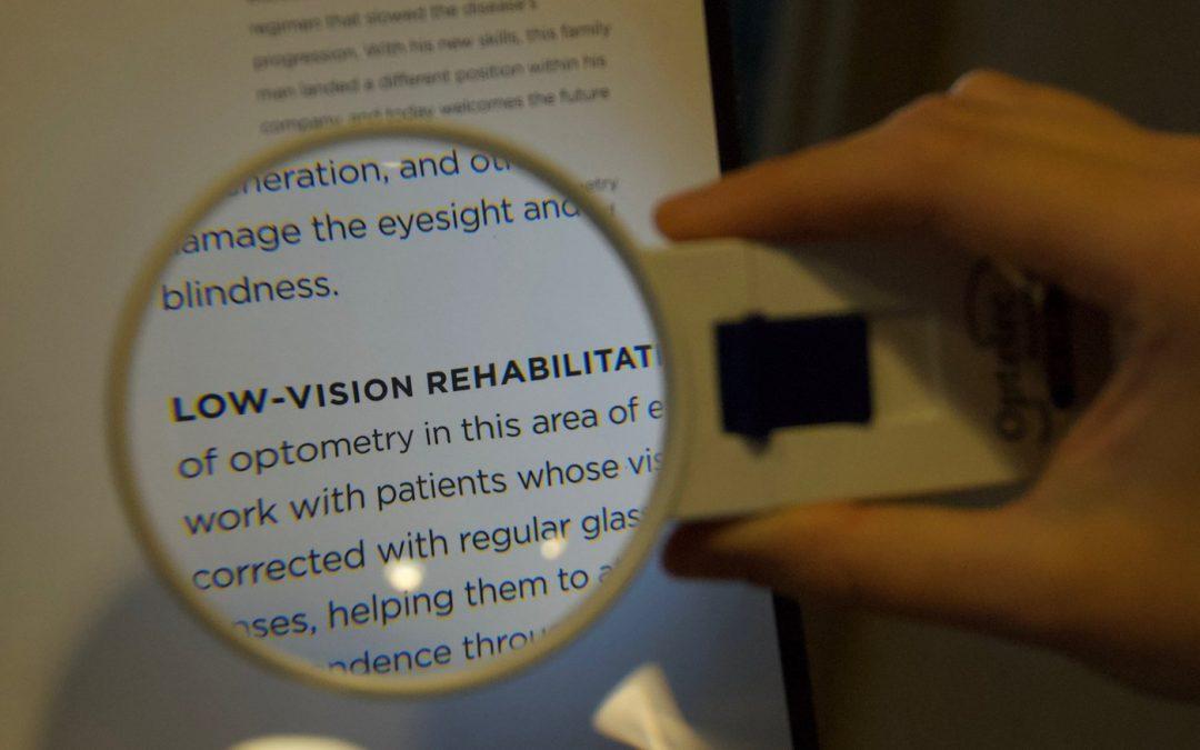 Low Vision, Gangguan Penglihatan yang Harus Segera Diobati