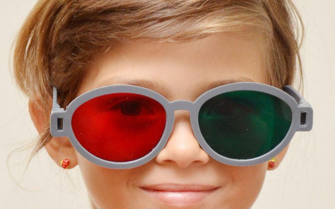 Lensa Kacamata untuk Vision Therapy yang Tepat