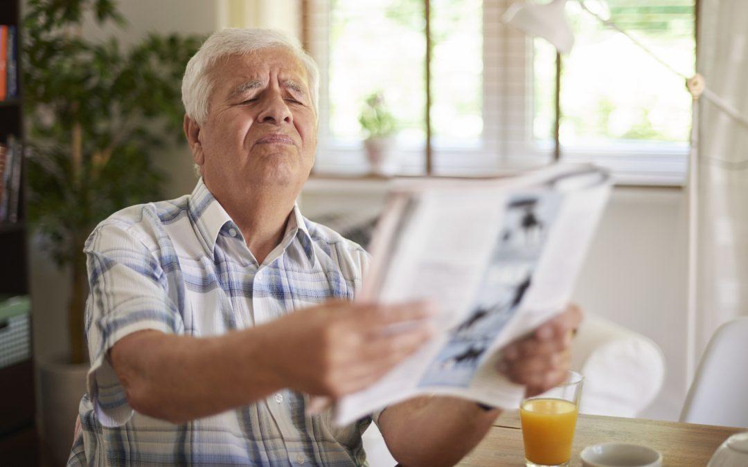 Low Vision, Gangguan Penglihatan Usia Lanjut yang Perlu Dideteksi Sejak Dini
