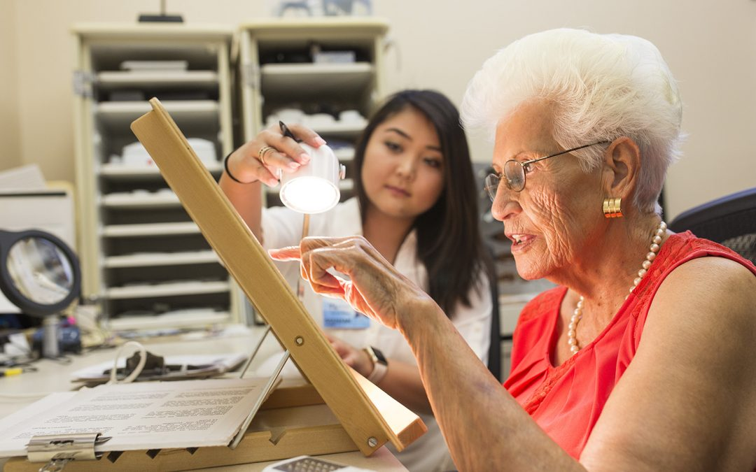 Risiko Low Vision yang Diakibatkan oleh Glaukoma