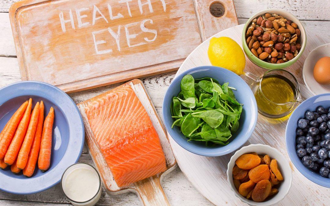 Makanan atau Suplemen Apa yang Bagus untuk Mata?