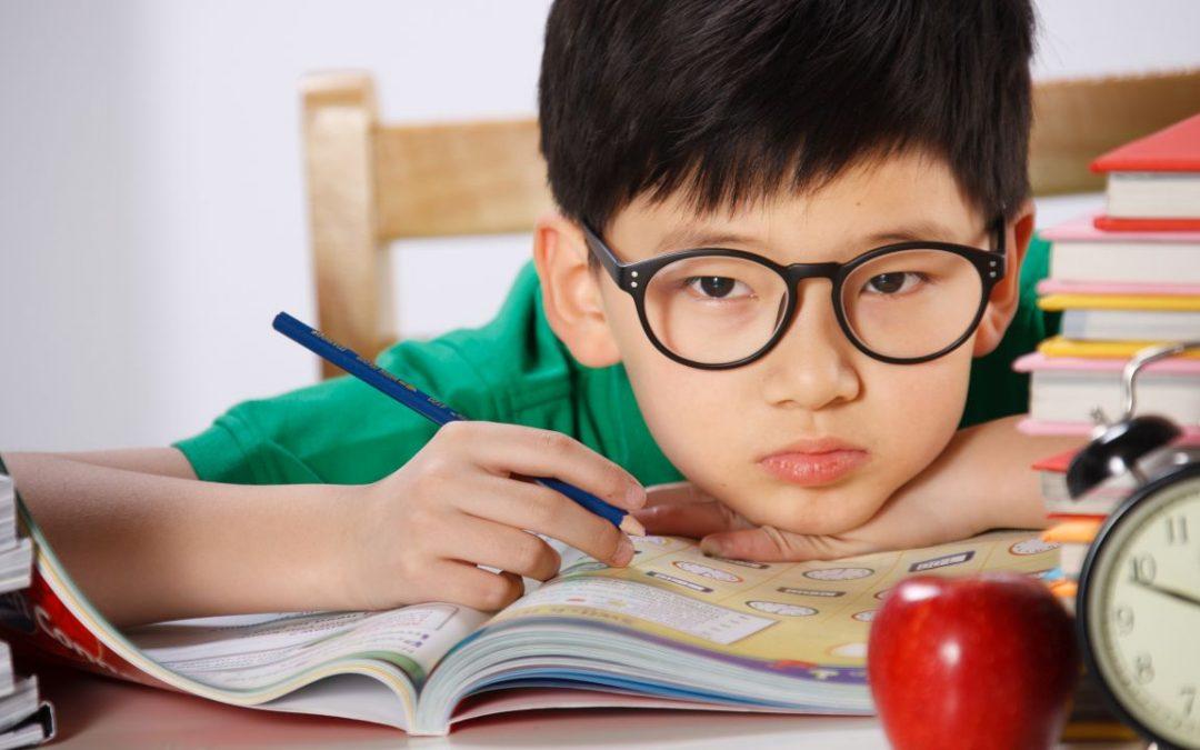 Tips Mencegah Mata Minus Pada Anak