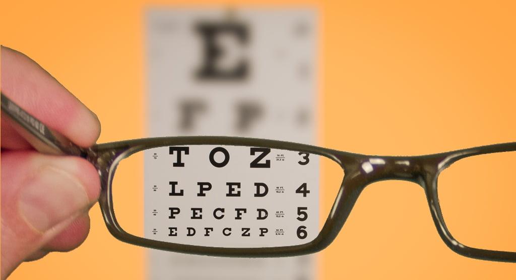 Low Vision Juga Sebagai Penurunan Ketajaman Penglihatan