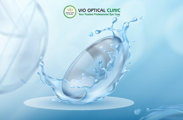 Manfaat Ikut Terapi Ortho-K di VIO Optical Clinic