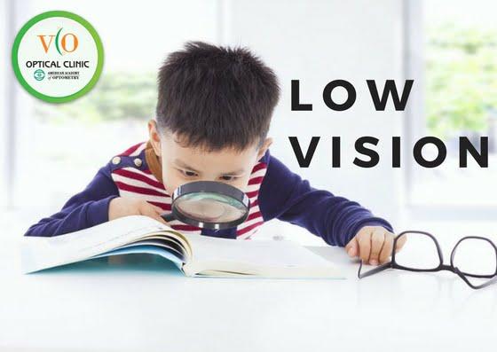 Simak Hal Penting Mengenai Gangguan Visual Low Vision
