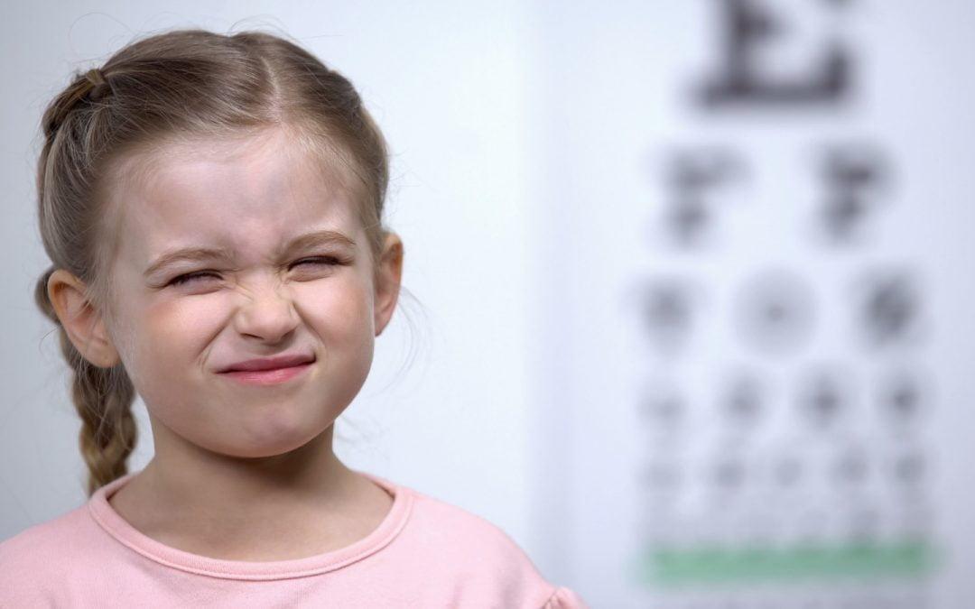 Apa Mata Minus Bisa Menurun Pada Anak?